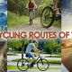 The best cycling routes of the world
