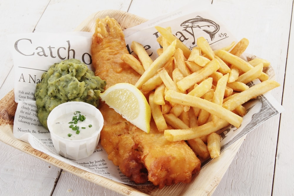 Fish & Chips – Britain
