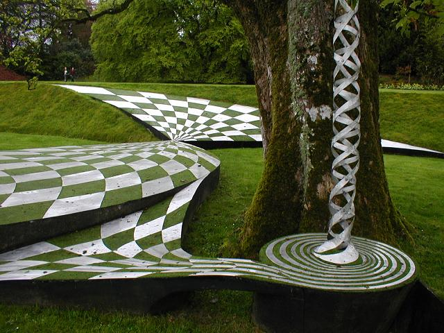 The Garden of Cosmic Speculation in United Kingdom