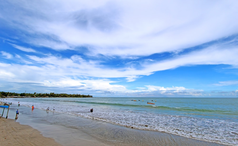 Pangadaran Beach – West Java
