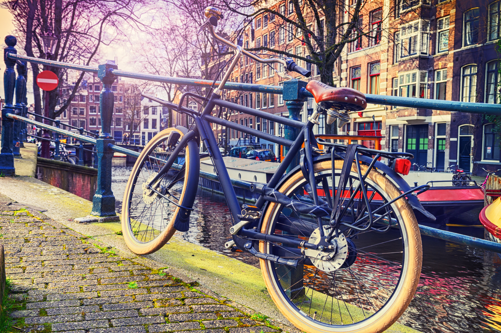 cycling in Netherland