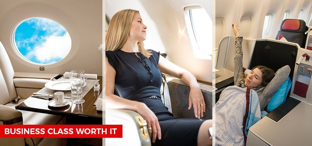 6. Is Business Class worth it-DWT Blog