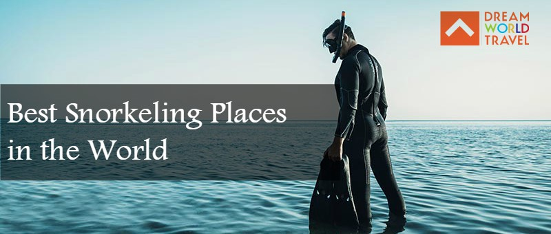Best snorkeling places in the world